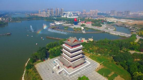 """""""共享+保护"""",宁津找寻区域发展相对论"""