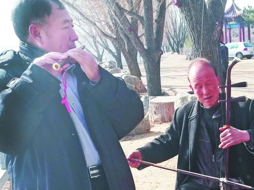 沂源龙子峪村:乡村吹来振兴风 老书记有了新奔头