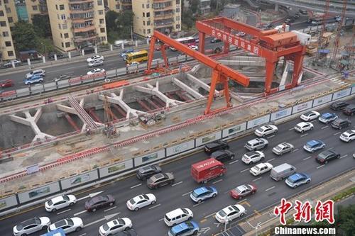 2019年深圳首批交通基础设施项目集中开工
