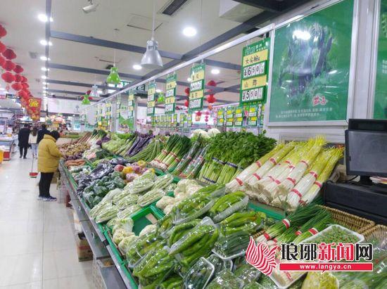 临沂节后菜价先跌后涨 想吃上便宜菜得等到正月底