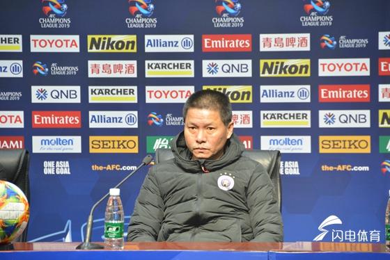 河内FC主帅:倘若晋级将创造历史 对鲁能三外援印象深刻
