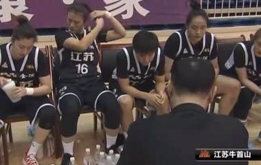 西王女篮主场66-62险胜江苏,大比分变为1-2