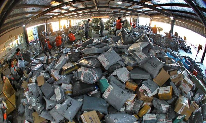 国家邮政局发布春节期间邮政业运行情况——春节期间递出十六亿个包裹