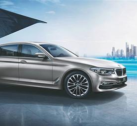 2019款新BMW 5系插电式混合动力先锋版全国上市