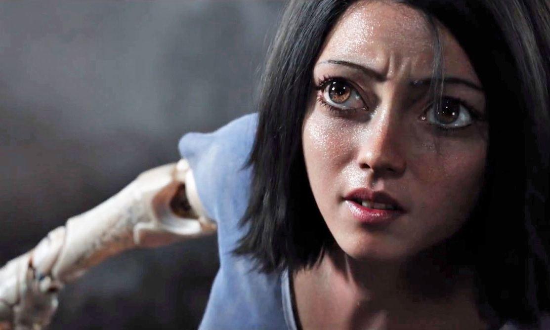《阿丽塔:战斗天使》首映口碑炸裂 中国区独家海报正式曝光