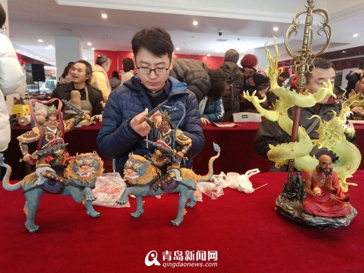 2019萝卜·元宵·糖球会落幕 60位手工艺术家同台亮绝活