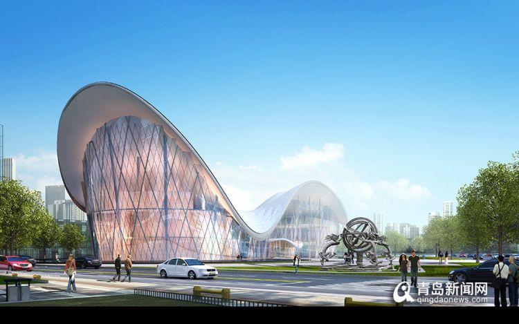 李沧大项目巡礼:率先启动院士产业区生物医药板块建设