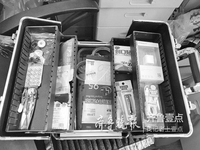 首批十个爱心联系点落户济南,配便民箱接受图书捐赠
