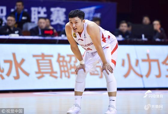 陶汉林21+10 山东西王男篮主场113-104力克广厦豪取四连胜