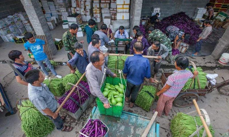 农村电商发展有望重塑农产品供应链
