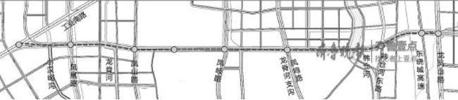 济南世纪大道提升整治工程3月5日开工,未来将通BRT