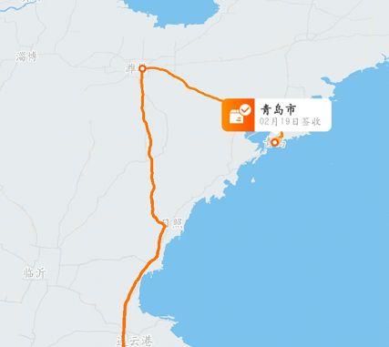 有了这个物流小镇 青岛的快递终于不用去潍坊转圈了