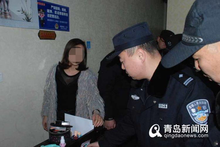 莱西集中清查娱乐场所严查黄赌毒 刑拘5名犯罪嫌疑人