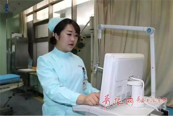 同胞在越南溺水 青岛女护士一系列操作让人竖大拇哥
