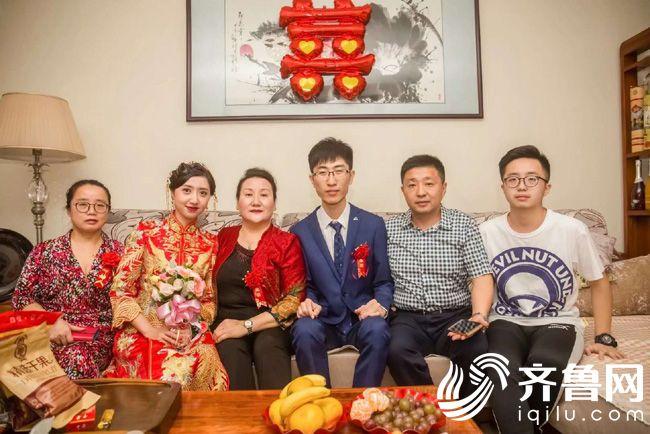 鲍盛苑社区 最美家庭 杨海洪2