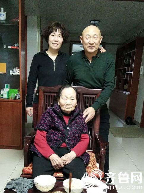 杨南村 最美家庭 陈爱东