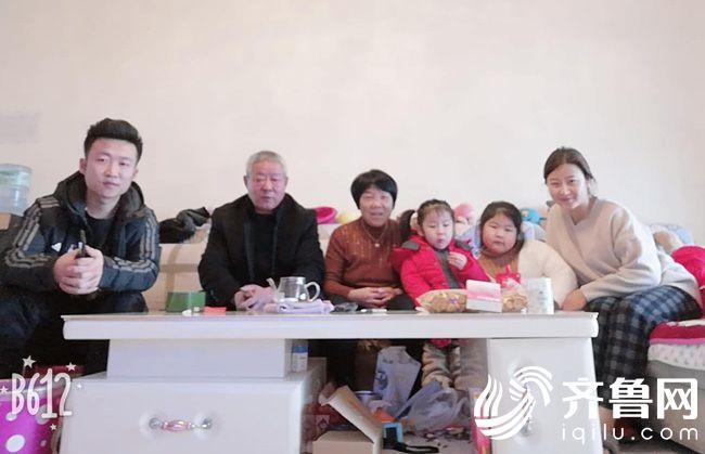 水坡村 最美家庭 胡顺甲3
