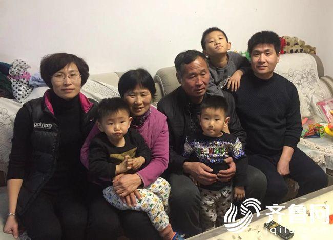 水坡村 最美家庭 薛继东1
