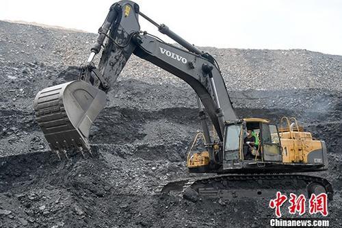 李伟:煤炭在能源结构中占比下降到59%左右
