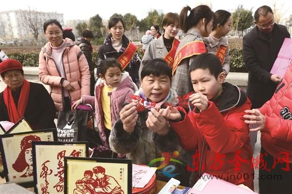 邹城市首届青年志愿服务节启动