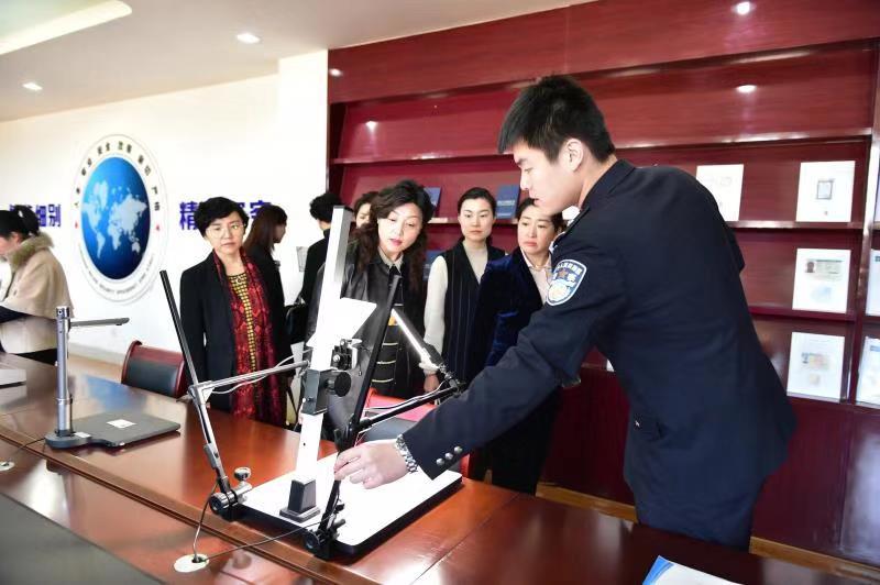 【欢度三八】律政佳人与边检警花喜迎妇女节