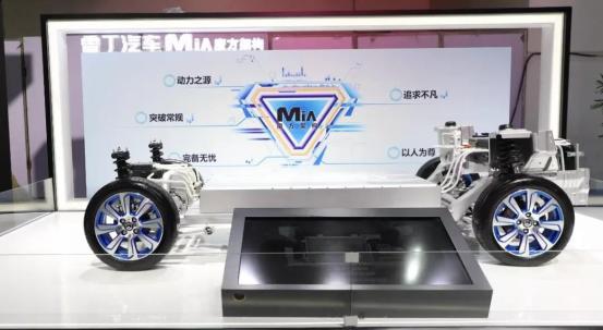 AI+智慧驾驶体系加持 雷丁LOTTO乐途济南展热力上市!733