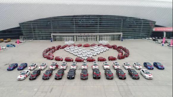 比德文领驰济南展首发,全新平台驱动行业高品质发展1387