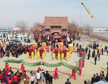 祭海文化节渐成北海诠释海洋文化的蔚蓝名片