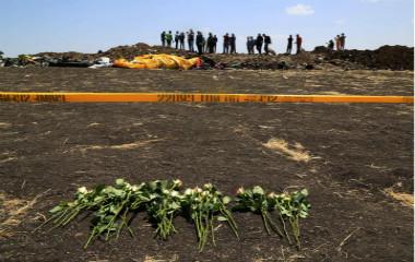 埃塞俄比亚航空公司误事出事航班ET302救济事情基本竣事