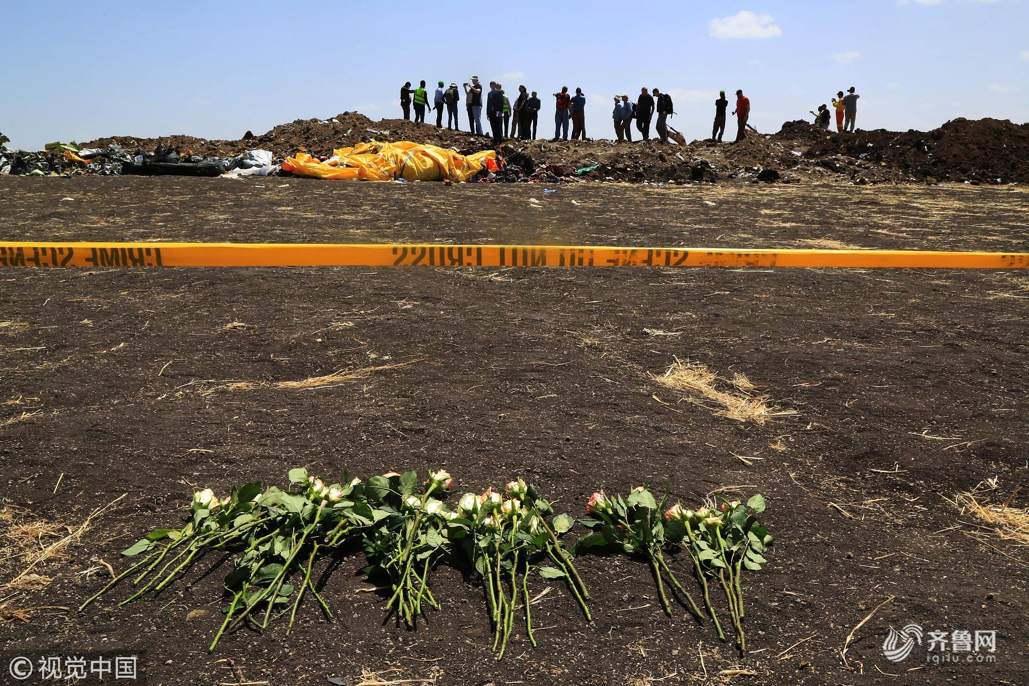 埃塞俄比亚航空公司失事航班ET302救援工作基