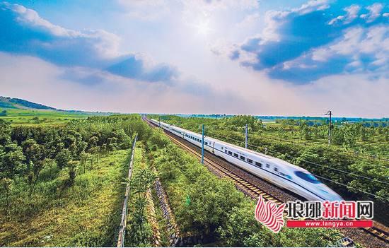 美如画!临沂市专项规划高铁片区生态景观