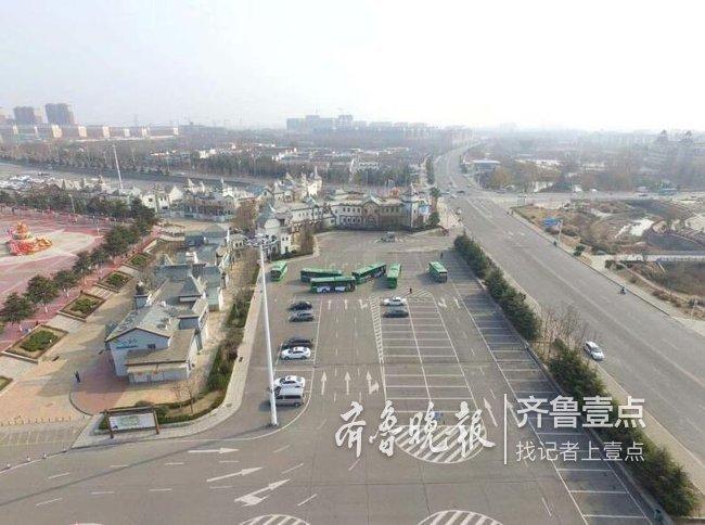 泰山区开展景区停车场改造 推动旅游交通换乘提质