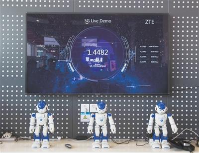 5G来了:菏泽移动率先开通菏泽市首个5G试点基站