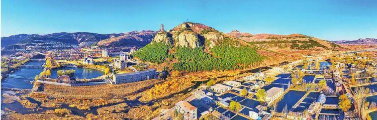 济南:春回大地美如画