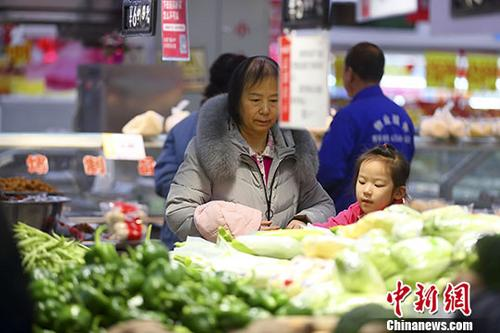 前两个月中国绝大多数经济指标表现平稳