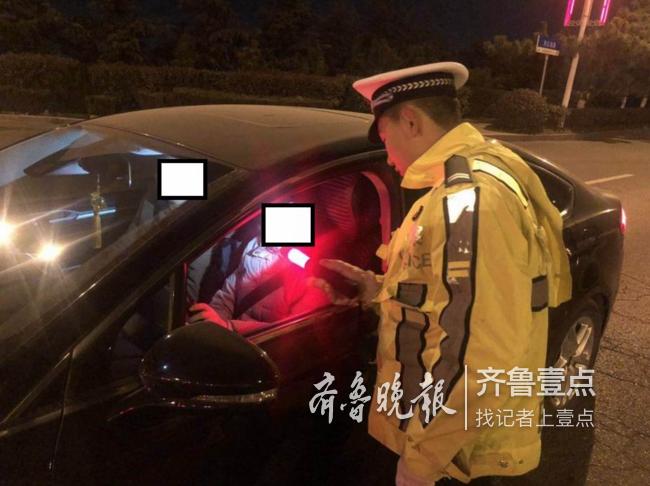 无证、套牌、三次酒驾 猖獗司机守法上路再被查(图)