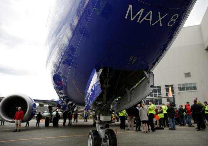 外媒:波音公司宣布暂停交付737 MAX客机