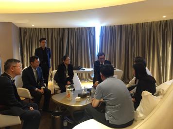 中国驻埃塞使馆再次约见埃航卖力人 鞭策做好善后