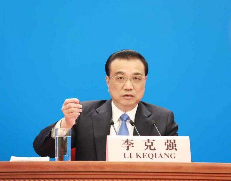李克强总理答记者问:不会让经济运行滑出合理的区间