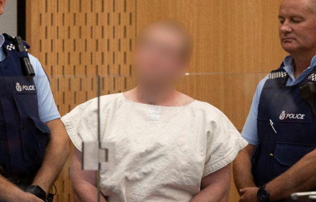 """澳媒""""起底""""新西兰恐袭嫌疑人"""