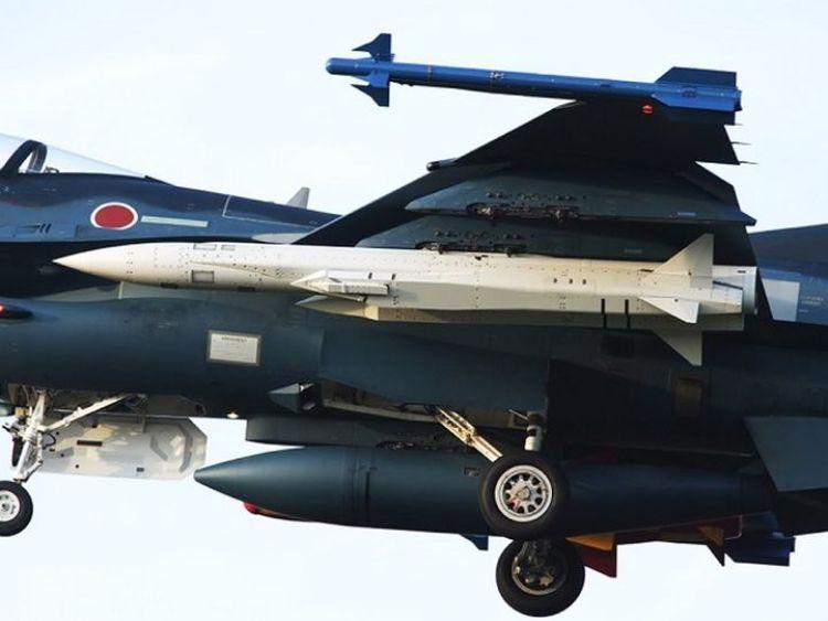 日本导弹研发出新动作