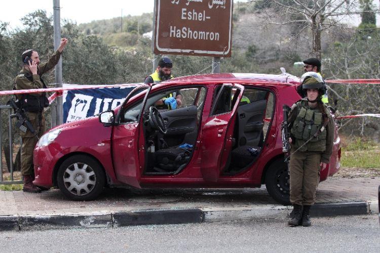 多名以色列人在约旦河西岸遇袭