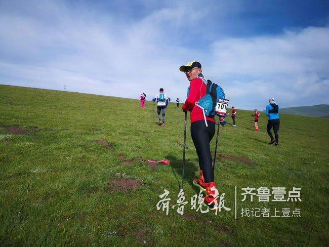 跑者董全胜:连续8年参加上海马拉松,52岁坚持跑步