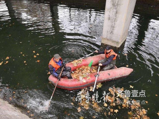 垃圾不入小清河是底线目标!济南天桥今年要这样治河