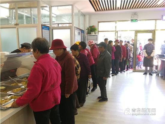 2019年青岛40%以上社区养老服务场所将社会化运营