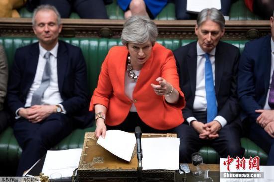 英首相:已致信欧盟寻求将脱欧期限延长至6月30日
