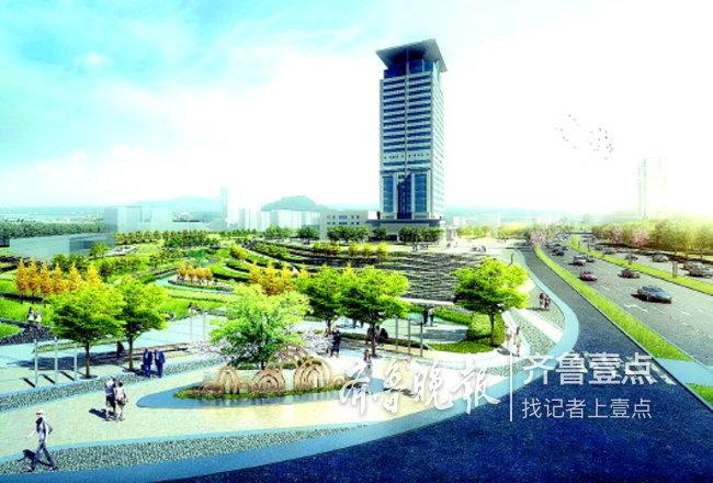 济南全福河河道改造开始房屋征收,未来建设亲水平台