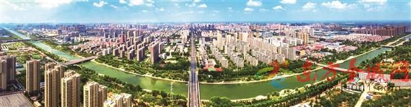 孔孟之乡动能转换助推高质量发展