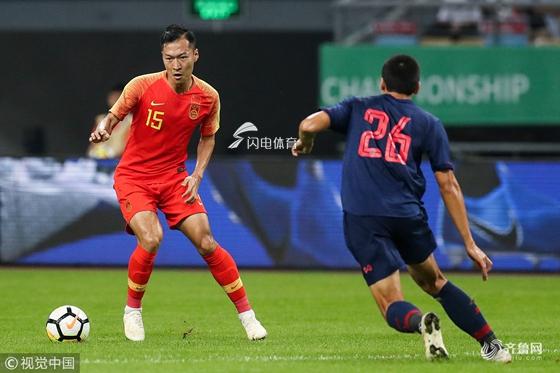 卡纳瓦罗首秀!泰国梅西破门,国足0-1不敌泰国