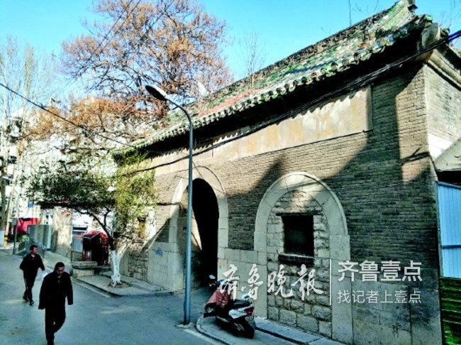 济南650岁督城隍庙将维修!系山东省现存最大的城隍庙